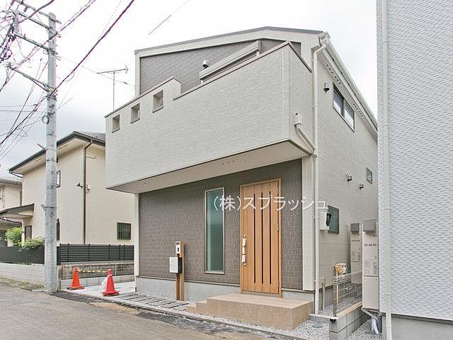 西東京市ひばりが丘2丁目新築一戸建て画像 スプラッシュ