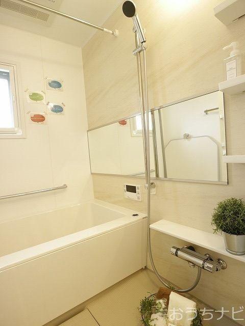 関町南パークホームズの浴室