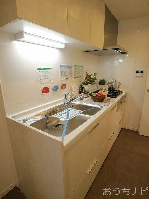 関町南パーク・ホームズのキッチンは独立型