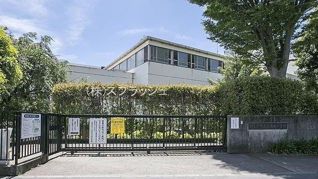 西東京市立上向台小学校 スプラッシュ