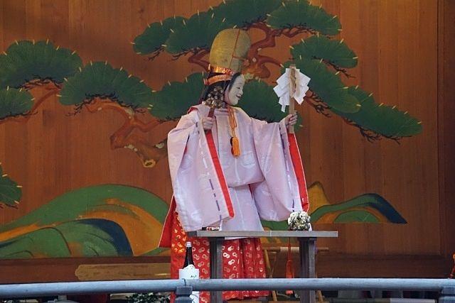 伝統文化「能」を体験しませんか?