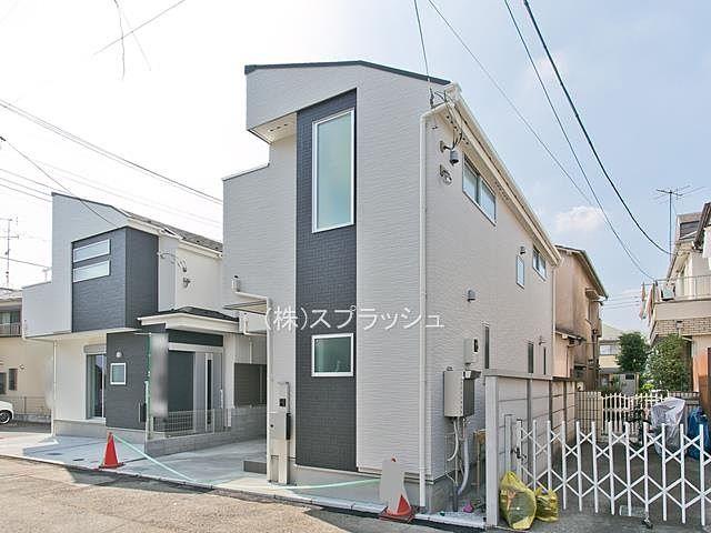 西東京市中町1丁目新築一戸建ての外観 スプラッシュ