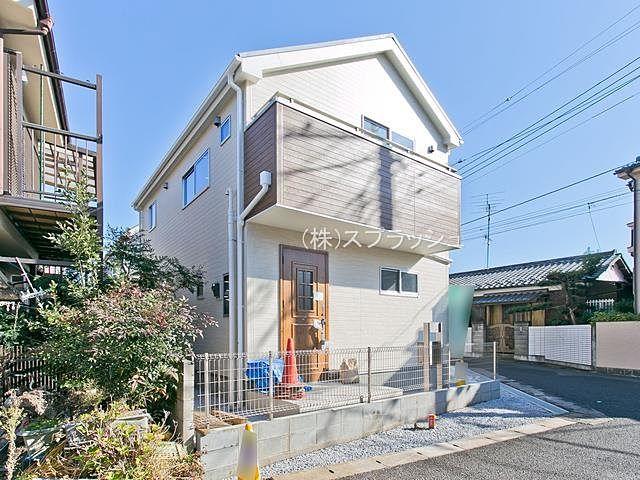 西東京市北町5丁目新築一戸建ての外観 スプラッシュ