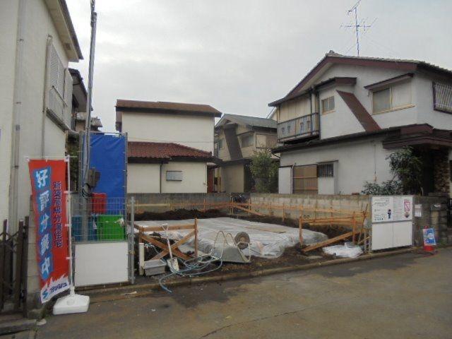西東京市富士町3丁目・新築一戸建て