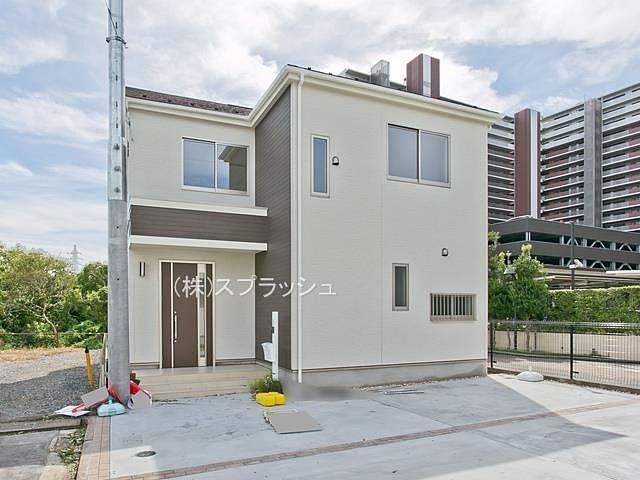 西東京市向台町3丁目新築一戸建ての外観 スプラッシュ