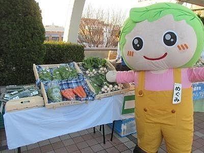 第二回めぐみちゃん農産物等販売会in保谷~11月27日(金)15時から開催します