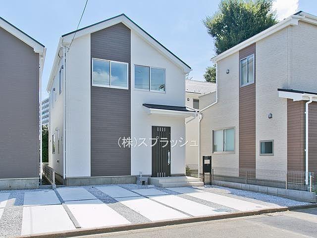 西東京市向台町4丁目新築一戸建ての外観 スプラッシュ