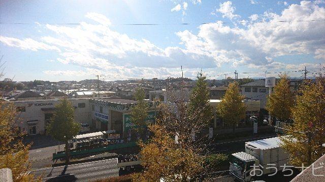 11/24・バルコニーからの眺望