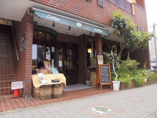 珈風絵 喫茶店