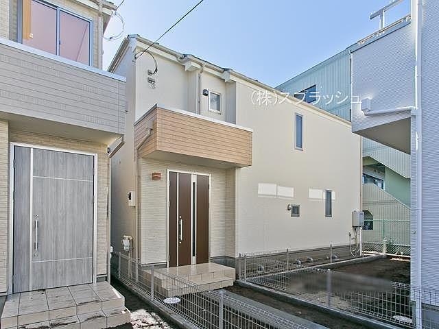 西東京市保谷町5丁目新築一戸建ての外観 スプラッシュ