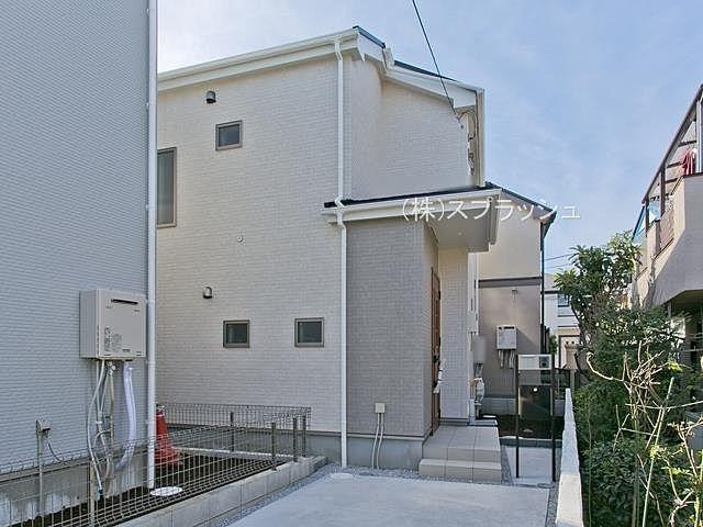 西東京市中町5丁目新築一戸建ての外観 スプラッシュ