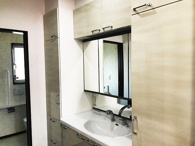 TOTO社製洗面化粧台は通常納期に!トイレやキッチンなども納期が順次回復のめどへ