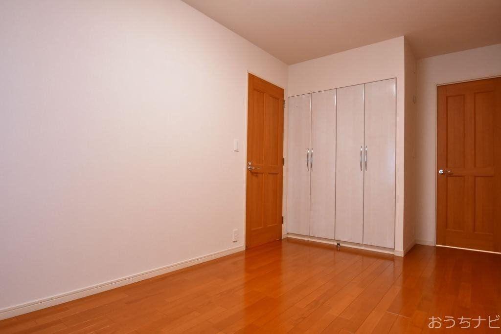 シティウインズ三鷹ミュープレイス・主寝室