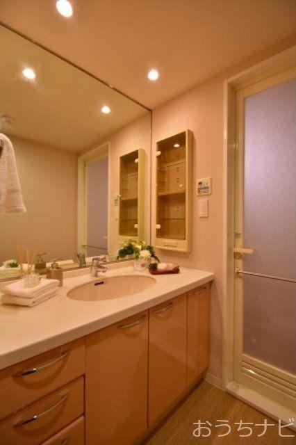 シティウインズ三鷹ミュープレイス・洗面化粧室