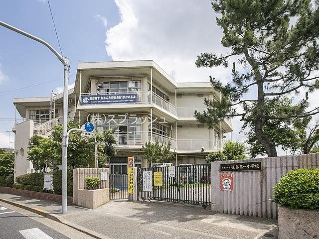西東京市立保谷第一小学校の外観 スプラッシュ