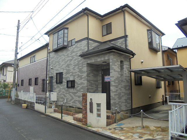西東京市富士町5丁目の戸建住宅外観