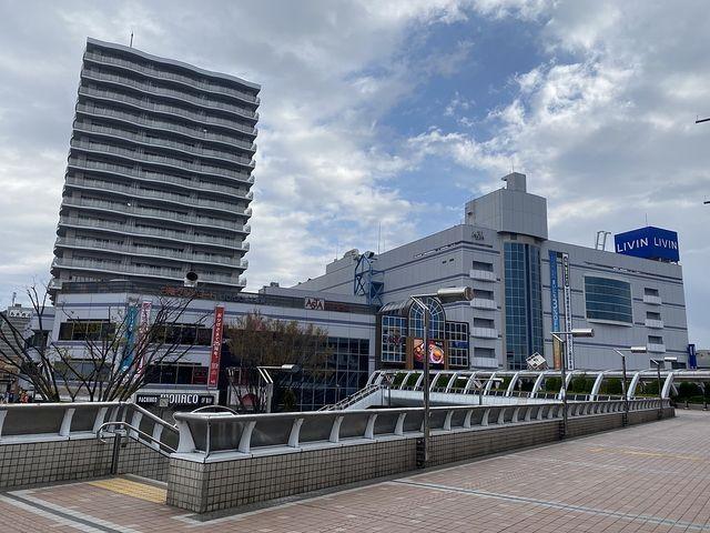 西武新宿線「田無」駅北口の様子(スプラッシュ)