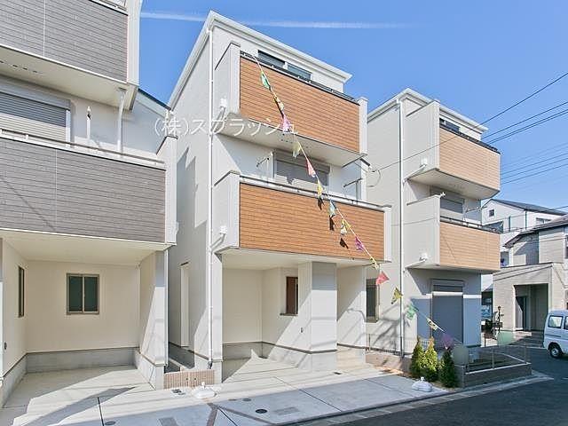 西東京市東町2丁目新築一戸建ての外観 スプラッシュ