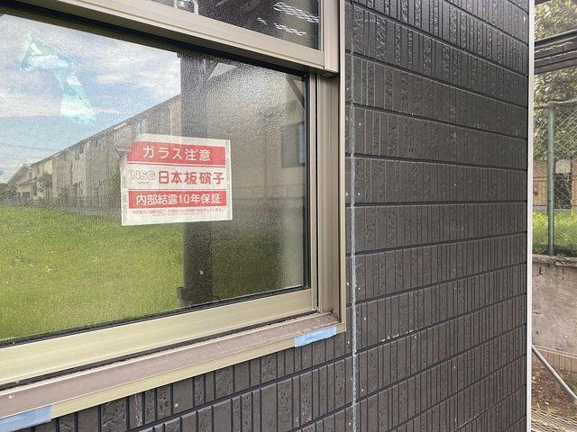 西東京市北原町3丁目新築一戸建ての外壁(2020.5.10・スプラッシュ)