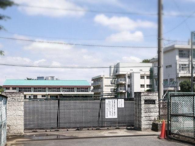 西東京市立柳沢中学校