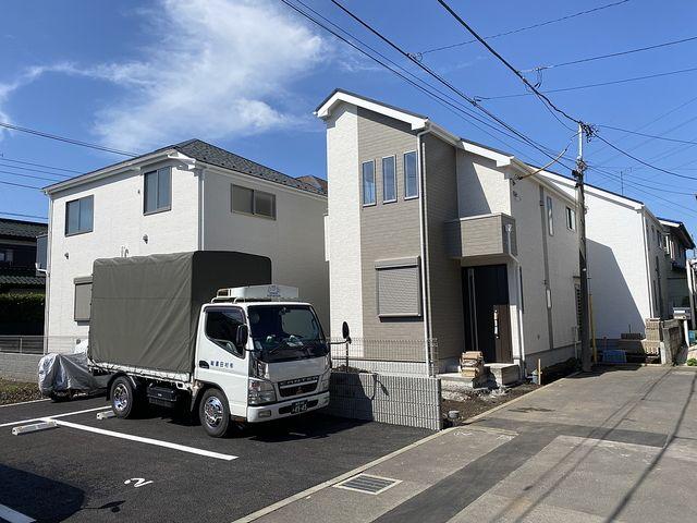 西東京市中町4丁目新築一戸建のB号棟(2020.5.17)スプラッシュ
