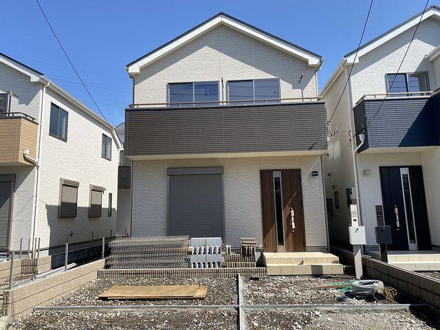 西東京市中町4丁目新築一戸建のD号棟(2020.5.17)スプラッシュ