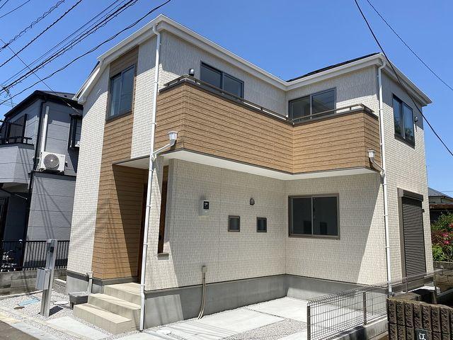 西東京市泉町2丁目の新築一戸建て3380万円の外観写真