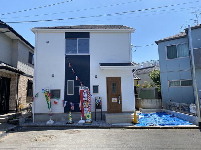 西東京市泉町2丁目の新築一戸建て3298万円の外観写真