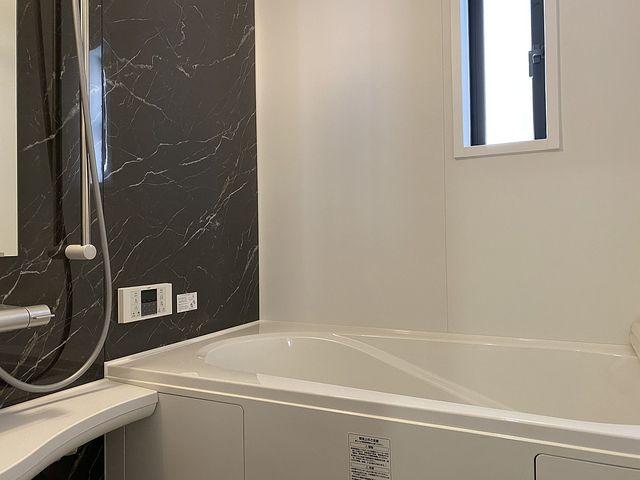 西東京市下保谷5丁目新築一戸建ての浴室(2020.5.17)スプラッシュ