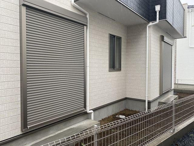 西東京市下保谷3丁目新築一戸建て1号棟庭先2(2020.5.19)スプラッシュ