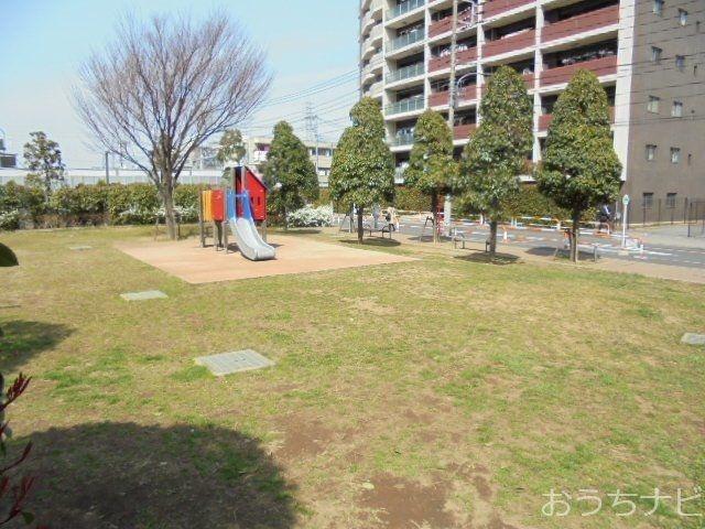 敷地内提供公園