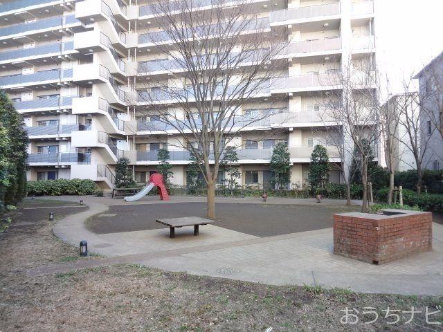 敷地内提供公園2