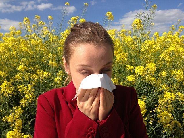 もしかしたら風邪ではなく寒暖差アレルギーかも‥