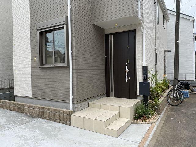 西東京市中町4丁目B号棟の玄関2(2020.5.31)スプラッシュ