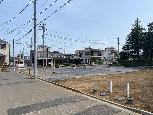 西東京市泉町3丁目の土地(2020.6.9)スプラッシュ