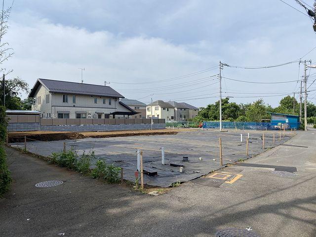 西東京市泉町3丁目の土地3(2020.6.9)スプラッシュ