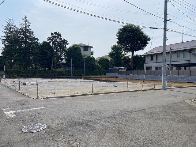 西東京市泉町3丁目の土地2(2020.6.9)スプラッシュ