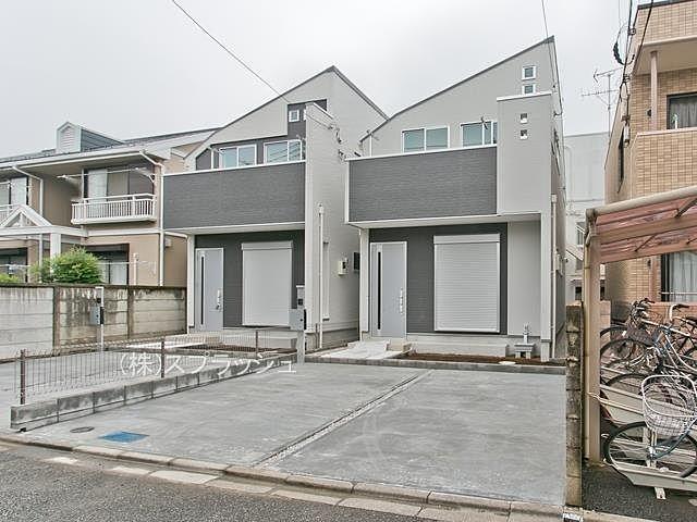 西東京市南町2丁目新築一戸建ての外観 スプラッシュ