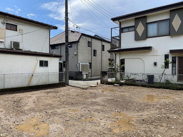 西東京市富士町丁目の土地(2020.7.26撮影)3 スプラッシュ