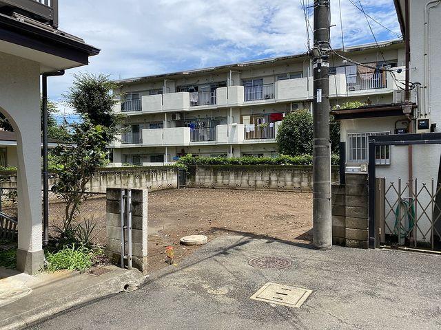 西東京市富士町丁目の土地(2020.7.26撮影)スプラッシュ