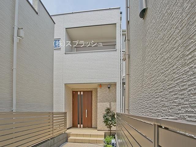 西東京市南町3丁目新築一戸建ての外観 スプラッシュ
