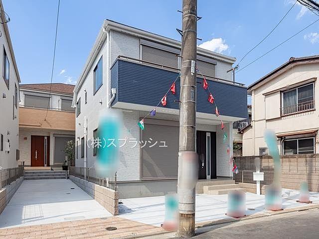 西東京市中町3丁目新築一戸建ての外観 スプラッシュ
