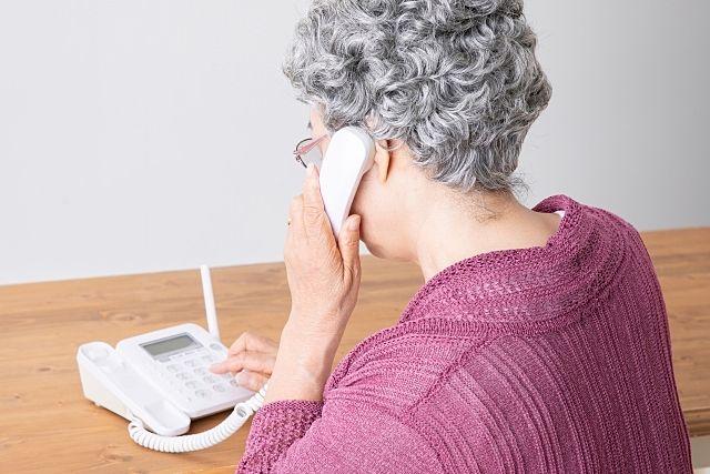 オレオレ詐欺対策!『自動通話録音機』給付の申込みを10月1日(木曜日)より受付!