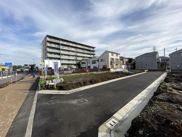 西東京市富士町6丁目 南西角地の土地 お好きなハウスメーカーで建てられます (^o^)