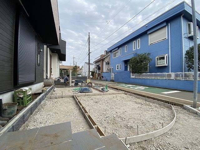 管理する『西東京市芝久保町3丁目の新築住宅』レポート!!
