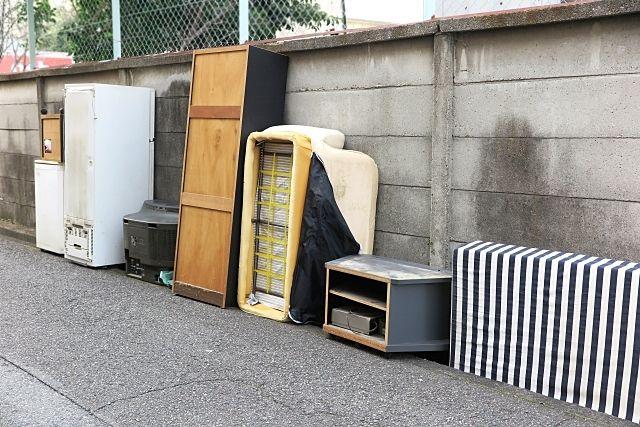 西東京市内の「粗大ゴミ」の収集受付は12月4日(金)までに申込ください!