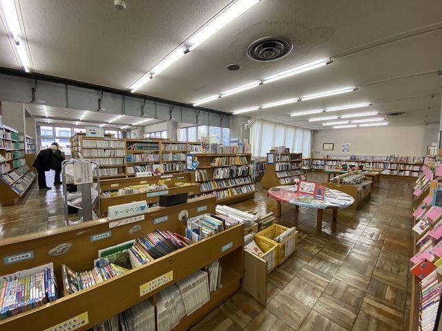 蔵書点検のため図書館が休館します!