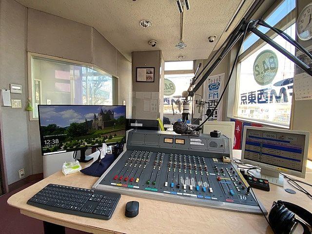 FM西東京Aスタジオ(スプラッシュ)