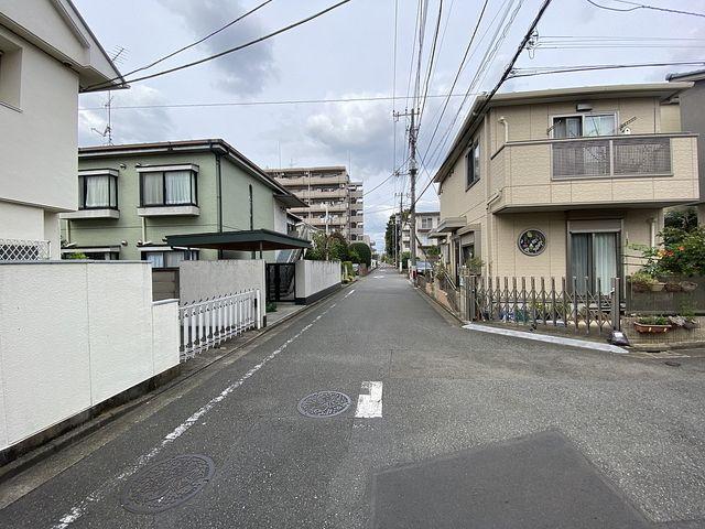 求む!西東京市富士町4丁目の土地