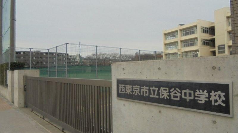 伏見通り沿いにある学校です